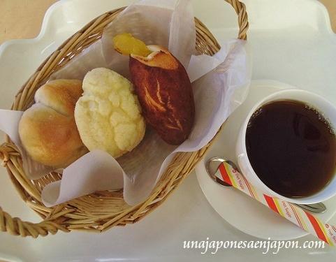 merienda tea time oyatsu pan panaderia okinawa japon 4