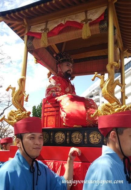 festival-del-castillo-shuri-naha-okinawa-japon