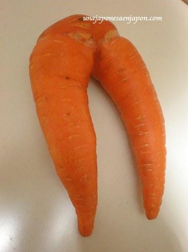 zanahoria-人参
