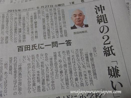 okinawa periodicos japon