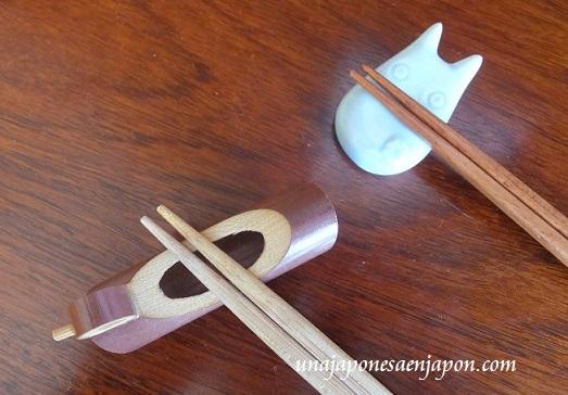 hashioki reposa palillos soporte japon 3