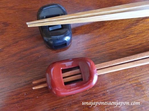 hashioki reposa palillos soporte japon 7