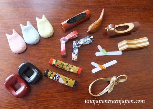 hashioki reposa palillos soporte japon