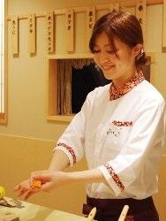 mujeres chef de sushi itamae japon 1