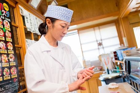 mujeres chef de sushi itamae japon 2