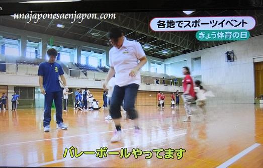 dia del deporte en japon