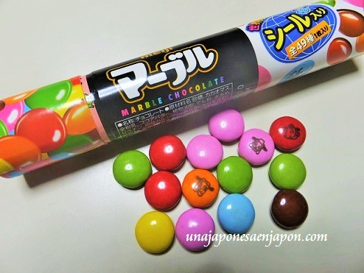 chocolates marble japon