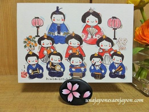 hina matsuri festival de las niñas muñecas japon