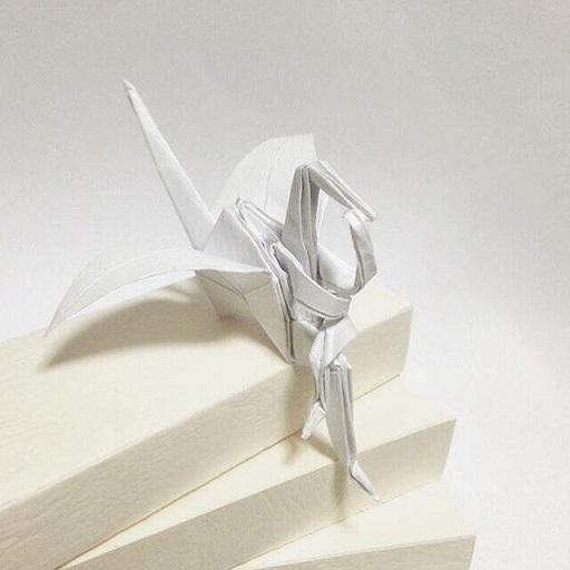origami grullas de papel onogawa naoki japon