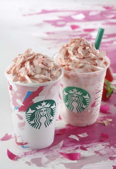 sakura starbucks japon 2