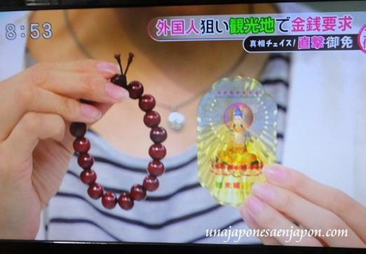 falsos monjes budistas tokyo japon 1