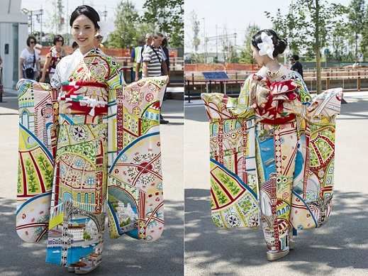 olimpiadas tokyo 2020 kimono project italia 1