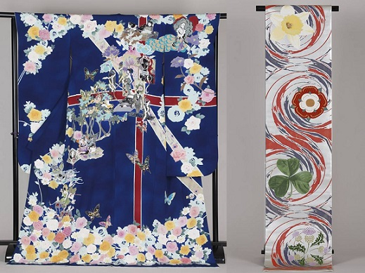 olimpiadas tokyo 2020 kimono project reino unido japon