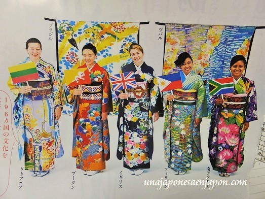 kimono project japon 2 olimpiadas 2020