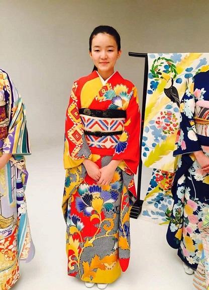 kimono project japon olimpiadas 2020 butan