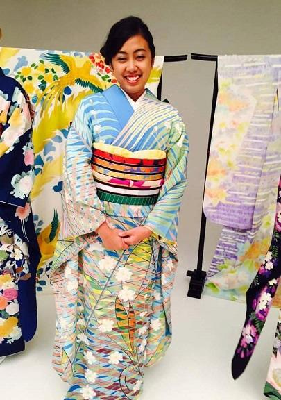 kimono project japon olimpiadas 2020 filipinas