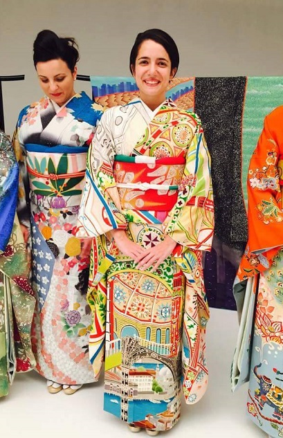 kimono project japon olimpiadas 2020 italia