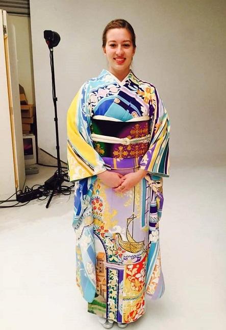 kimono project japon olimpiadas 2020 lituania