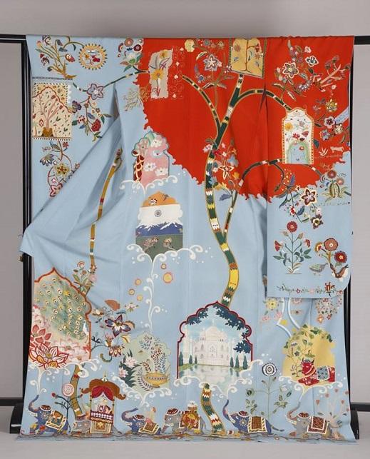 olimpiadas 2020 tokyo kimono project india japon 2