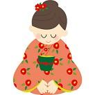 reverencia saludo a la japonesa una japonesa en japon