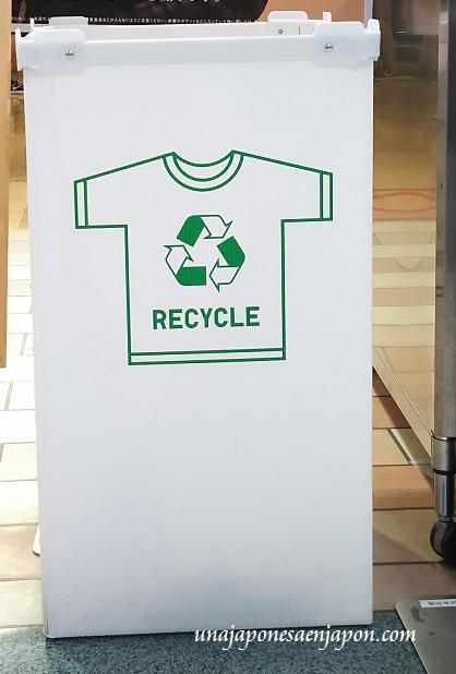 uniqlo-reciclaje-japon