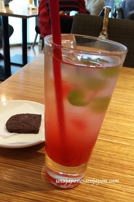 bebida-verano-vinagre-de-frambuesa-okinawa-japon