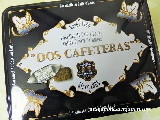caramelos de leche dos cafeteras pamplona espana
