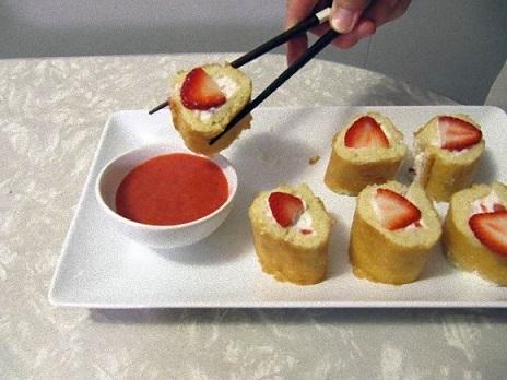 sushi-de-frutillas