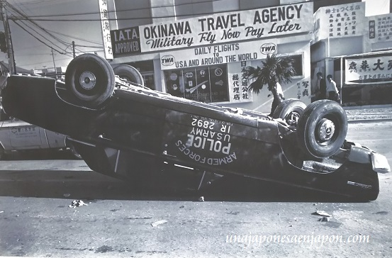 La Revuelta de Koza, Okinawa – ???? (koza b?d?)