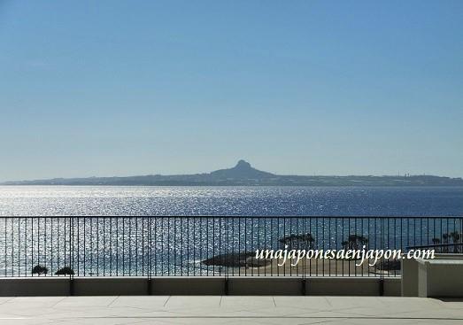 isla iejima okinawa japon