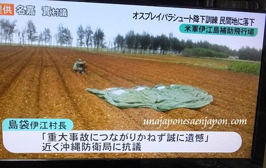 militar paracaidas estados unidos okinawa japon 1