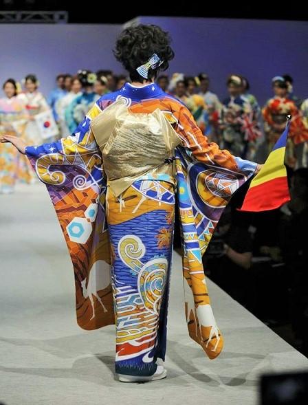 olimpiadas 2020 tokyo japon kimono project chad 2