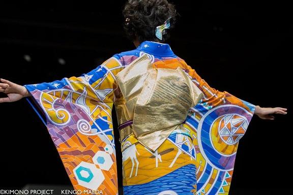 olimpiadas 2020 tokyo japon kimono project chad 3
