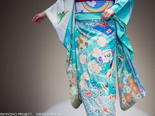olimpiadas 2020 tokyo japon kimono project fiyi 1