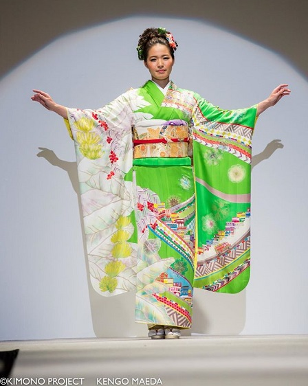 olimpiadas 2020 tokyo japon kimono project haiti