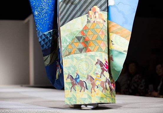 olimpiadas 2020 tokyo japon kimono project lesoto 1