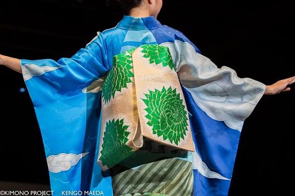 olimpiadas 2020 tokyo japon kimono project lesoto 3