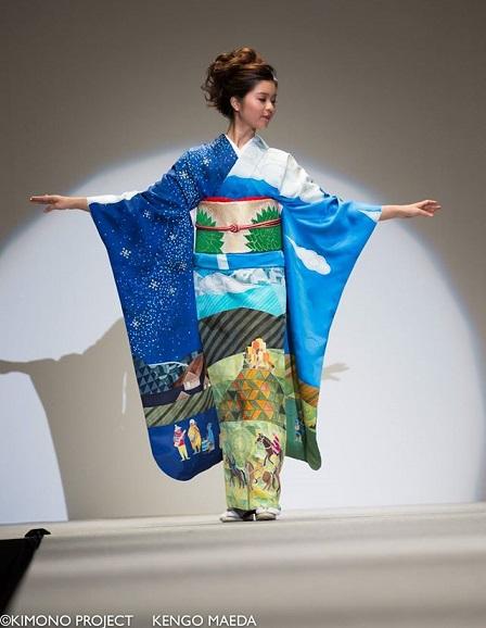 olimpiadas 2020 tokyo japon kimono project lesoto