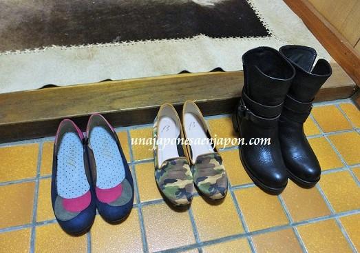 Quitarse los zapatos en la entrada de una casa japonesa y su significado – ??????????????