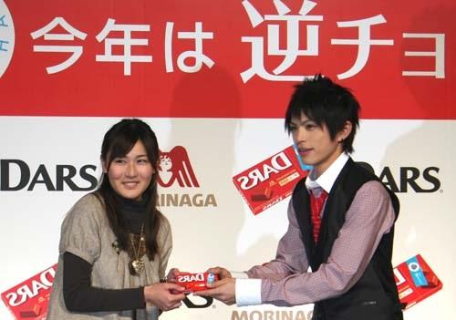 San Valentín en Japón: Gyaku choco – chocolate al revés – ?????????????
