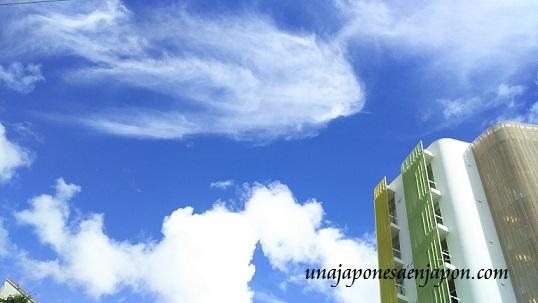 Cielo y nubes de verano de Okinawa – ????????