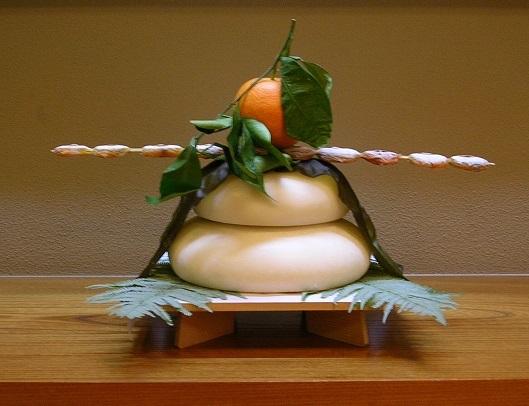 Kagami biraki, apertura del espejo en Japón – ???