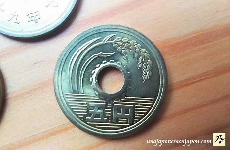 La moneda de 5 yenes y su doble significado en Japón – ?????